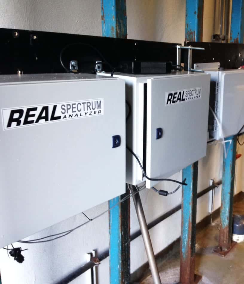 Real Tech Inc. Site Installation