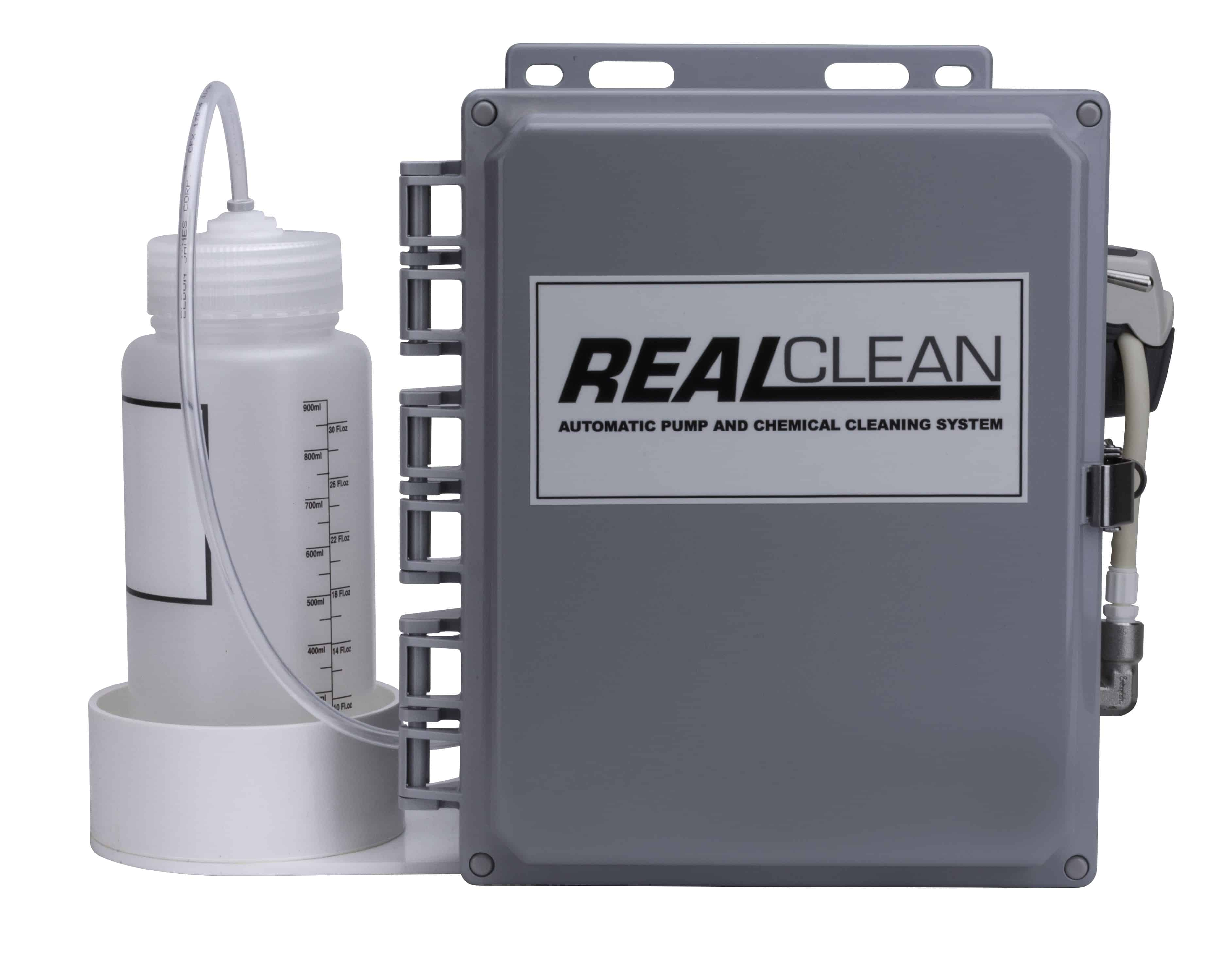 Automatic Cleaning Systems - Real Tech Water