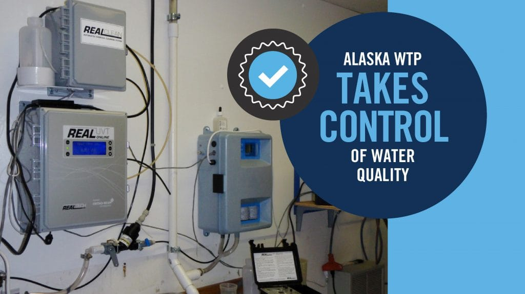 CASE STUDY: ALASKA WTP TAKES CONTROL OF WATER QUALITY