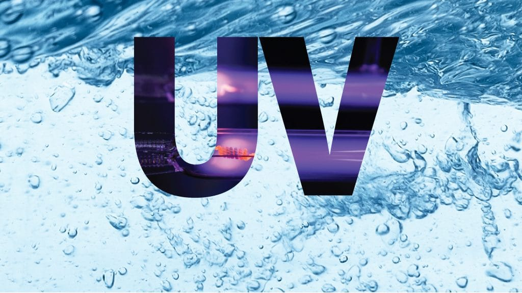 THE IMPORTANCE OF UV TRANSMITTANCE FOR UV DISINFECTION APPLICATIONS
