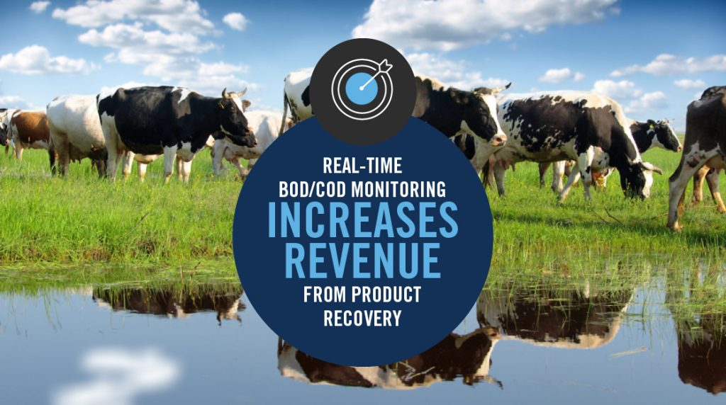 CASE STUDY: REAL-TIME BOD/COD MONITORING INCREASES REVENUE FROM PRODUCT RECOVERY